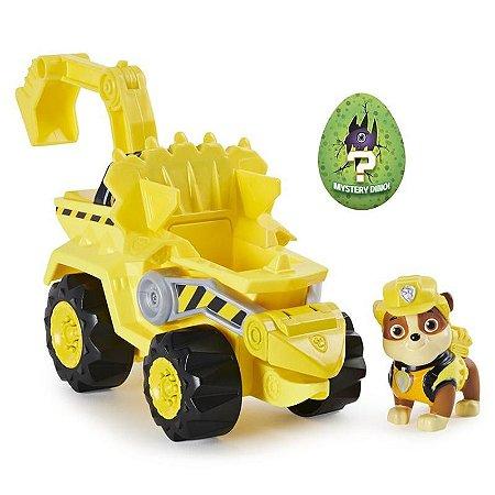 Patrulha Canina Dino Rescue - Veículo Rubble Original- Sunny