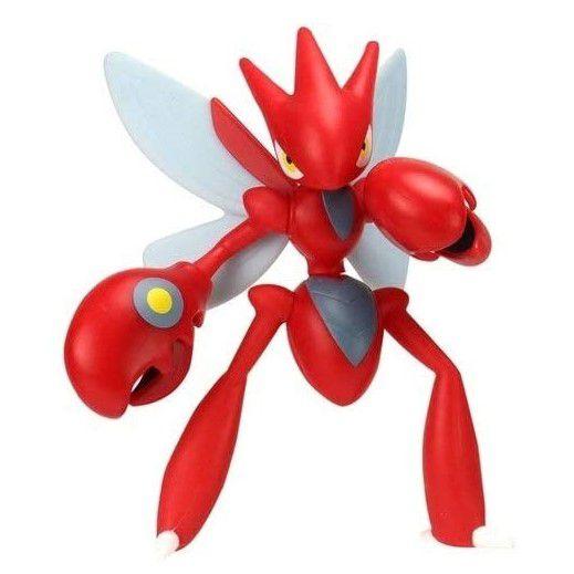 Pokémon Battle Feature Figure - Scizor - Original - Sunny