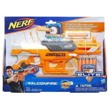 Lançador Nerf N-Strike Elite Accustrike Falconfire - B9840 - Hasbro