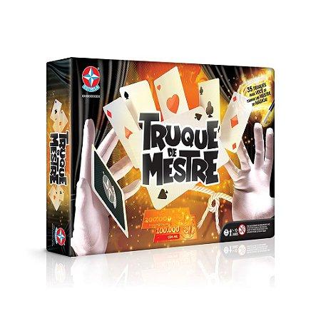 Jogo Truque de Mestre - 33 Truques de Mágica - Estrela