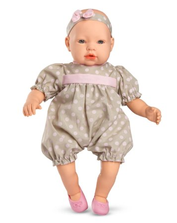 Boneca Claire Acessórios - Roma Brinquedos