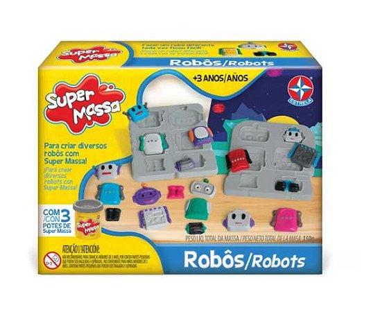 Super Massa Robôs - Estrela