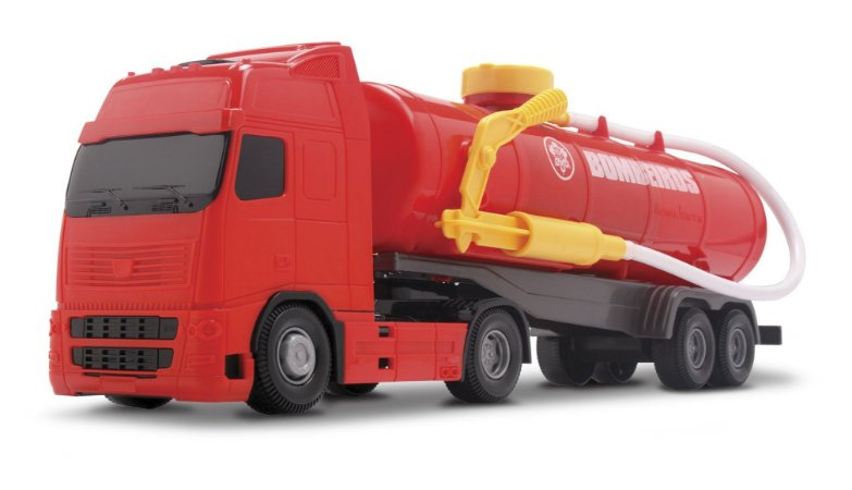 Caminhão Voyager Bombeiro c/ Lança Água- Roma Brinquedos