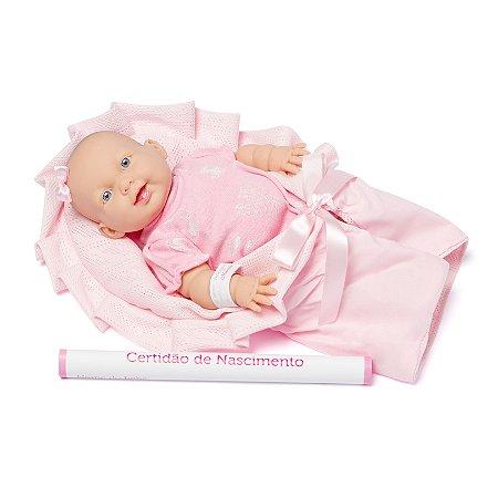 Boneca Bebezinho da Mamãe - Cotiplás
