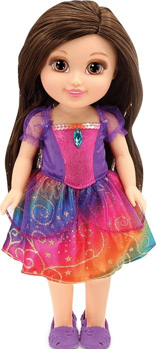 Boneca Funville Sparkle Girlz c/ Acessório e Fala - Princesa Tati - DTC