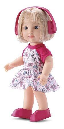 Boneca You Girl Antenada Com Acessórios 32cm - Divertoys