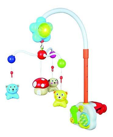 Móbile Eletrônico Musical - Giratório C/ Luz Som - Zoop Toys