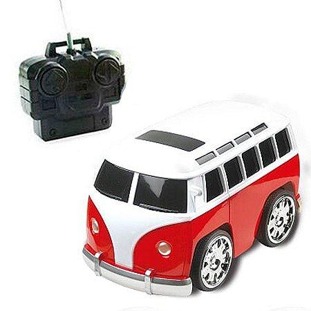 Kombi C/ Controle Remoto 7 Funções E Luz - 15cm - Zoop Toys