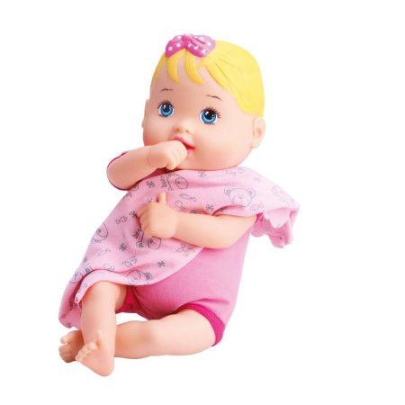 Boneca Nenenzinha Branca Atóxica Ideal Para Bebês- Divertoys