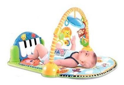 Tapete Centro De Atividades Musical Pianinho - Zoop Toys