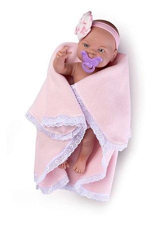 Boneca Roma Babies Newborn Maternidade C/ Acessórios - Roma