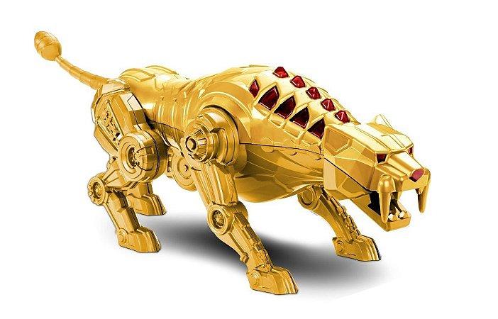 Tigre Savage Cibernético Robô - 31cm - Tiger Squad - Roma