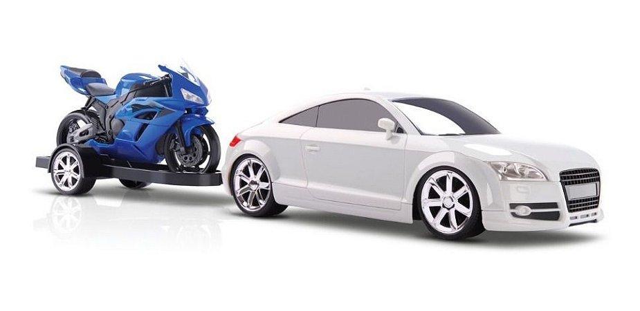 Carrinho Infantil - Mxt 2.0 Motocycle - Carro E Moto - Roma