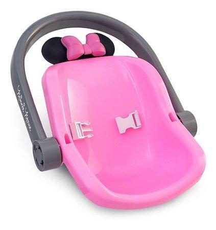 Bebê Conforto Para Bonecas - Minnie Mouse C/37cm - Roma
