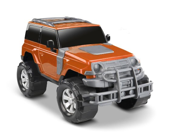 Carrinho Infantil Jipe Jeep Render Force - C/ 32cm - Roma