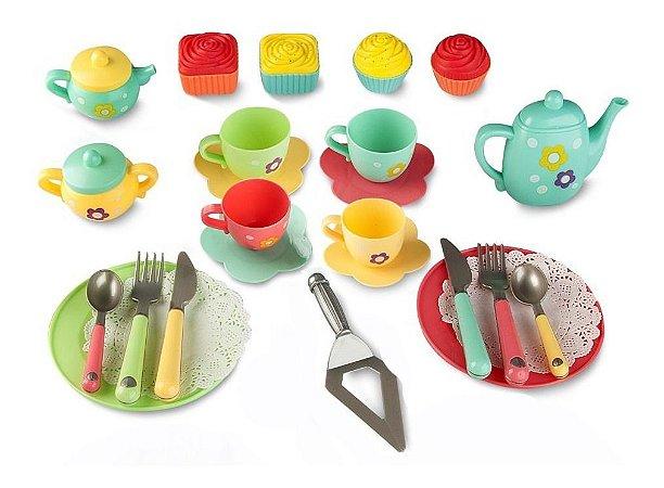 Hora Do Chá Divertido - C/ 29 Peças - Zoop Toys