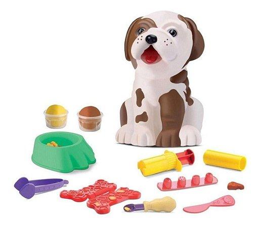 Cachorrinho Come E Faz Caquinha - Macho - Divertoys