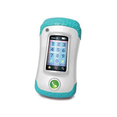 Celular Smartphone Sonoro Infantil P/ Bebês - C/ Som - Elka