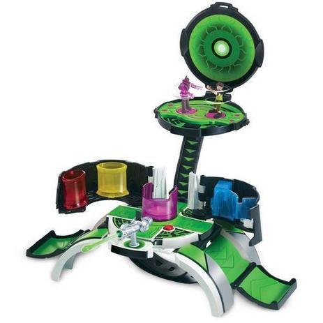 Omnitrix Playset 2X1 - Micro Mundo Ben 10 -  Sunny
