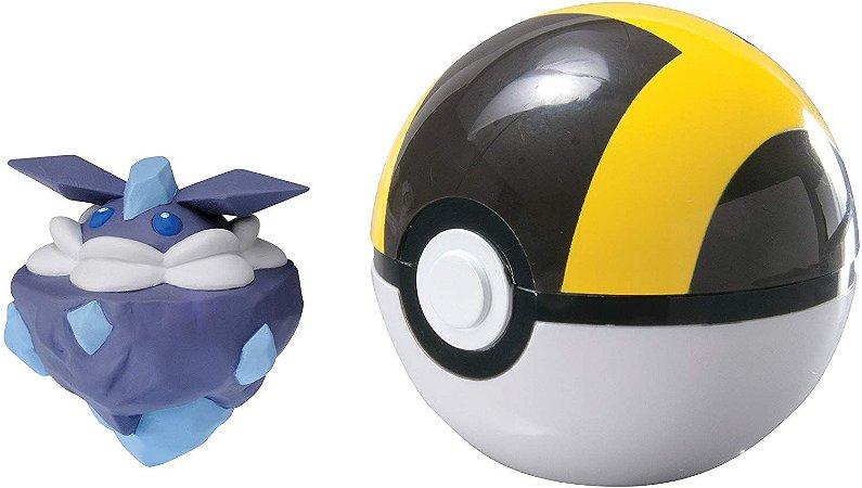 Pokémon - Clip Carry - Carbink + Pokebola Quick Ball - Sunny