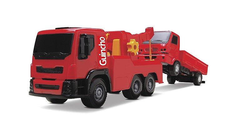 Caminhão Brutale Guincho Truck - Roma Brinquedos