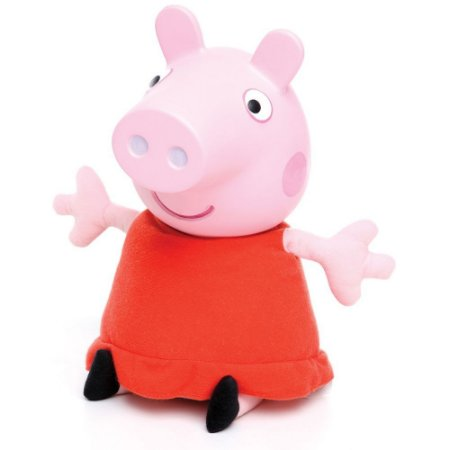 Boneca Peppa Pig - C/ 30cm - Original - Estrela