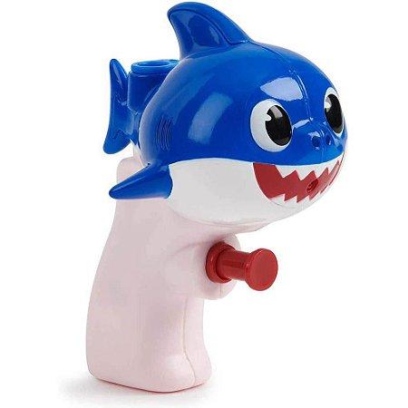 Baby Shark - Lançador de Água - Pura Diversão - Sunny