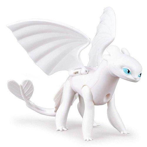 Figura Lightfury - Como Treinar Seu Dragão 3 - Sunny
