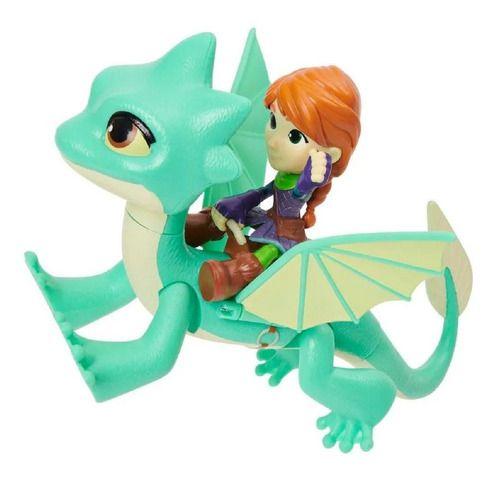 Como Treinar Seu Dragão Rescue - Leyla Summer C/ Som - Sunny