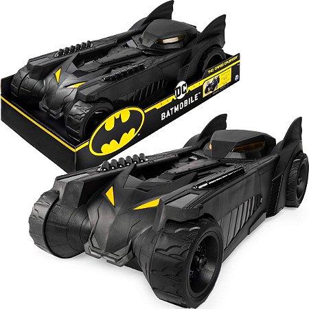Batman - Veículo Carro Batmóvel - DC Comics - 39cm - Sunny