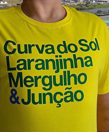 Curvas de Interlagos (amarela)