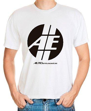 Camiseta Oficial AE | AUTOentusiastas