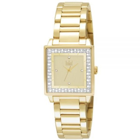 Relógio Dumont Feminino Analogico - Dourado - DU2035LML4X