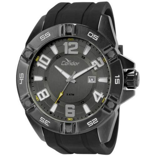 Relógio Condor Masculino CO2315AC/8C -PRETO