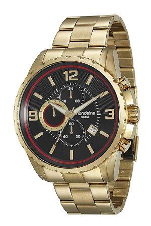 Relógio Masculino Mondaine 78729GPMVDA1 Cronógrafo