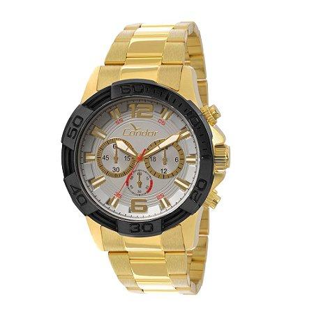 Relógio Condor Masculino Cronografo COVD54AA/4K