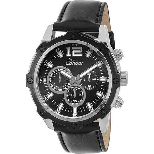 Relógio Masculino Condor Cronógrafo Esportivo Covd54ac/3p