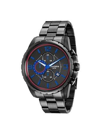 Relógio Mondaine Masculino 78729gpmvpa2 Cronografo