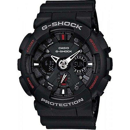 Relógio G-Shock GA-120-1ADR Original