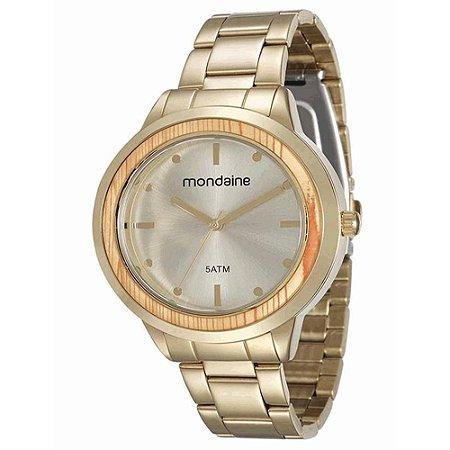 Relógio Mondaine Feminino Moda 99055LPMVDE1