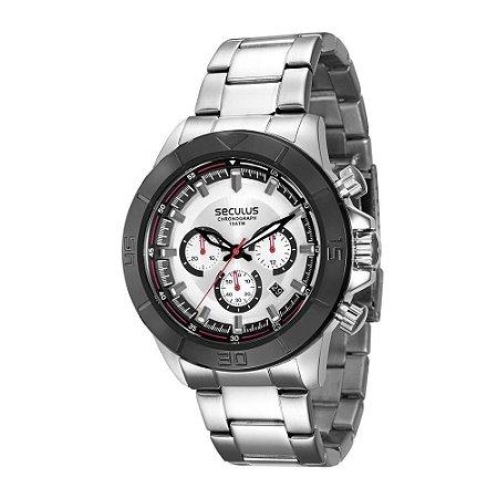 Relógio Masculino Analógico Seculus 28798GPSVCA1