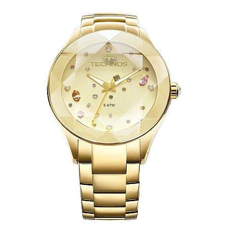 Relógio Technos Cristal 2039atdtm4x