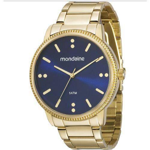 Relogio  Mondaine Feminino 53510LPMVDE1 - Dourado