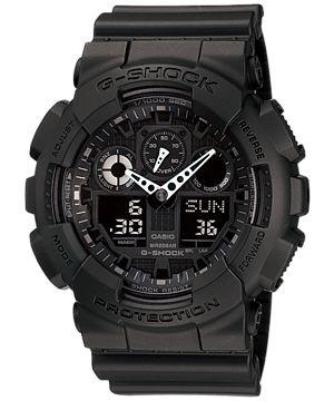 Relógio Casio G- Shock Anadigi Masculino GA-100-1A1