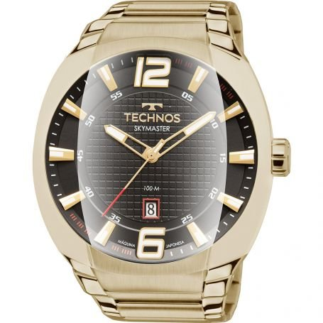 Relógio Technos Masculino Skymaster 2115MWL/1P