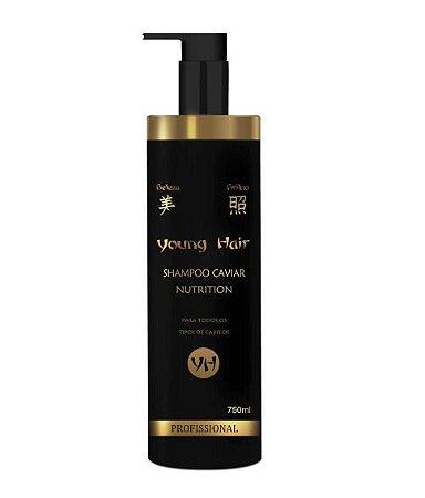 Caviar Nutrition Shampoo 750ml - Linha Econômica