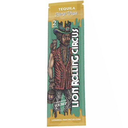 BLUNT LION ROLLING CIRCUS TEQUILA
