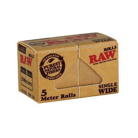 SEDA RAW ROLLS CLASSIC SINGLE WIDE 5M
