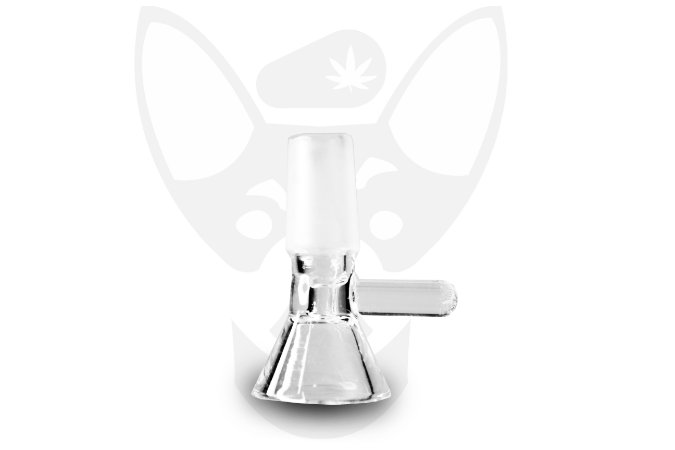 BOWL DE VIDRO MACHO 14MM THC