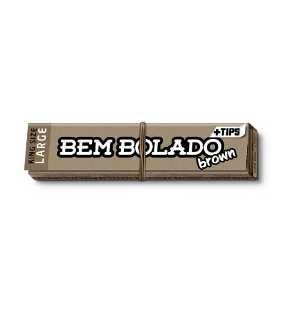 SEDA BEM BOLADO BROWN KS LARGE + TIPS